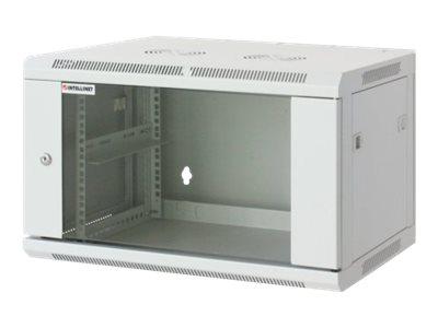 """Intellinet """"19"""" Wallmount Cabinet, 12U, 635 (h)"""