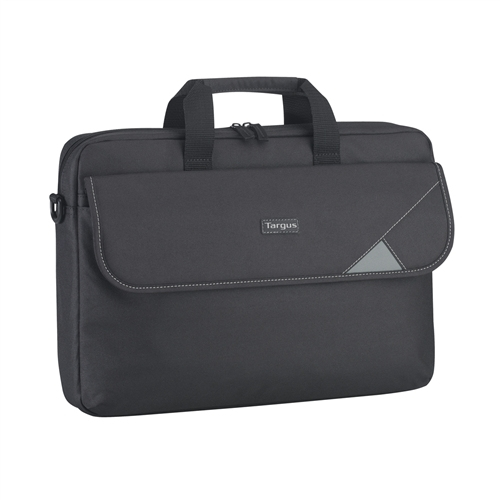 Targus Intellect 15.6 Topload Laptop Case - Schwarz