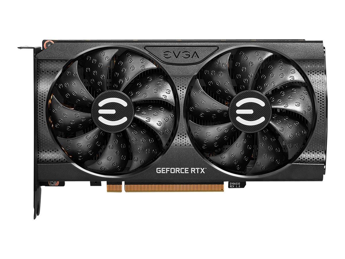 Vorschau: EVGA GeForce RTX 3060 XC GAMING - Grafikkarten