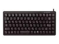 G84-4100 Tastatur USB QWERTZ Deutsch Schwarz