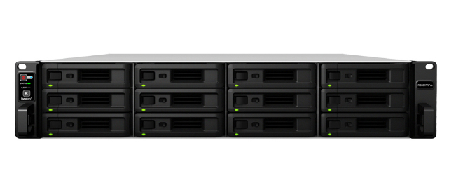 Synology RackStation RS3617RPxs - NAS-Server - 12 Schächte