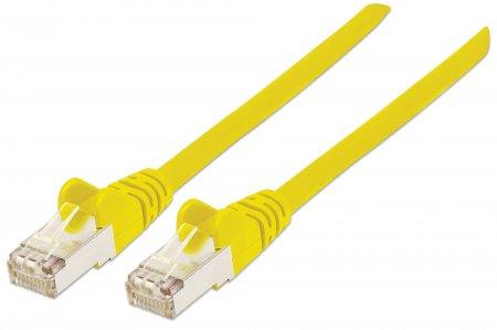 Intellinet Patch-Kabel - RJ-45 (M) bis RJ-45 (M) - 10 m
