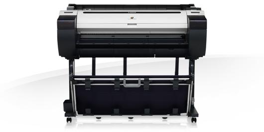 Canon imagePROGRAF iPF785 Farbe Tintenstrahl 2400 x 1200DPI Großformatdrucker