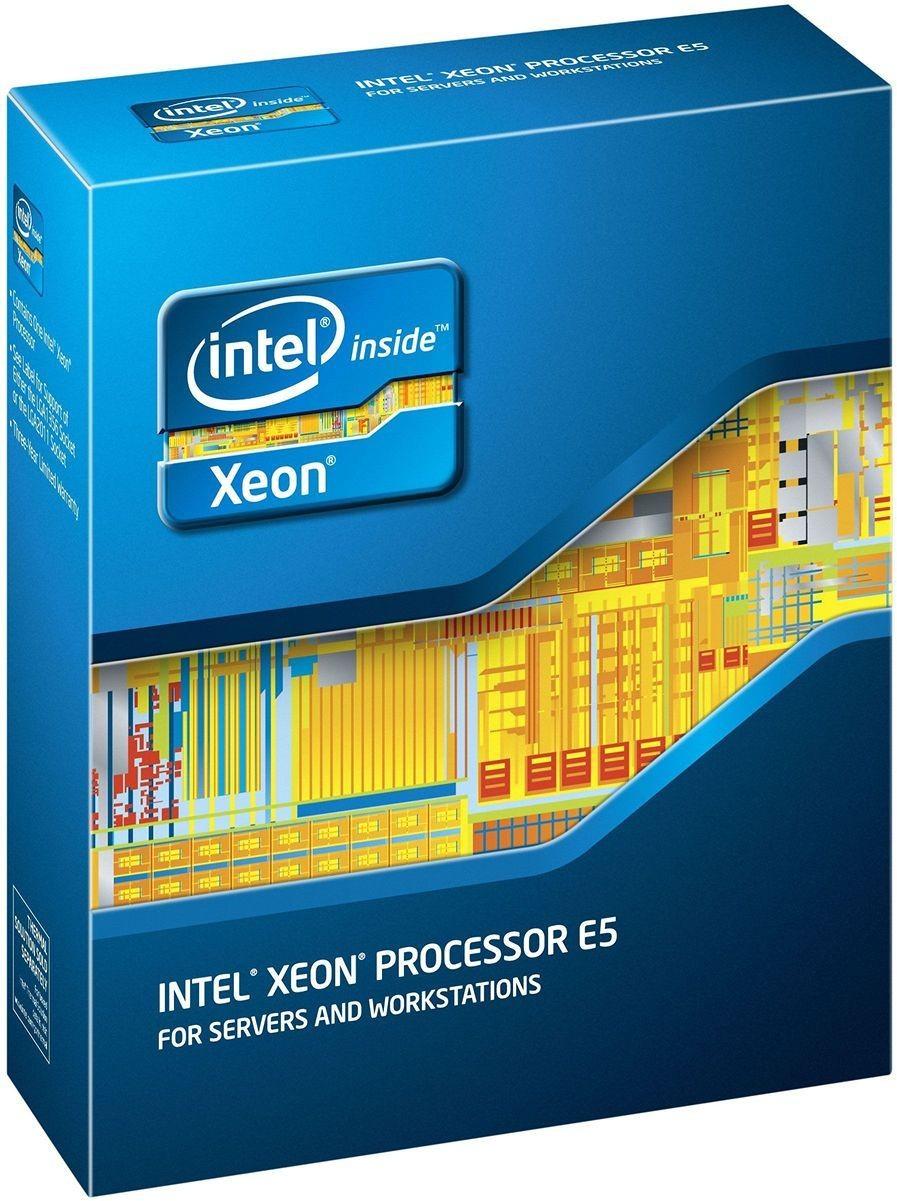 Intel Xeon E5-1650 - 3.6 GHz
