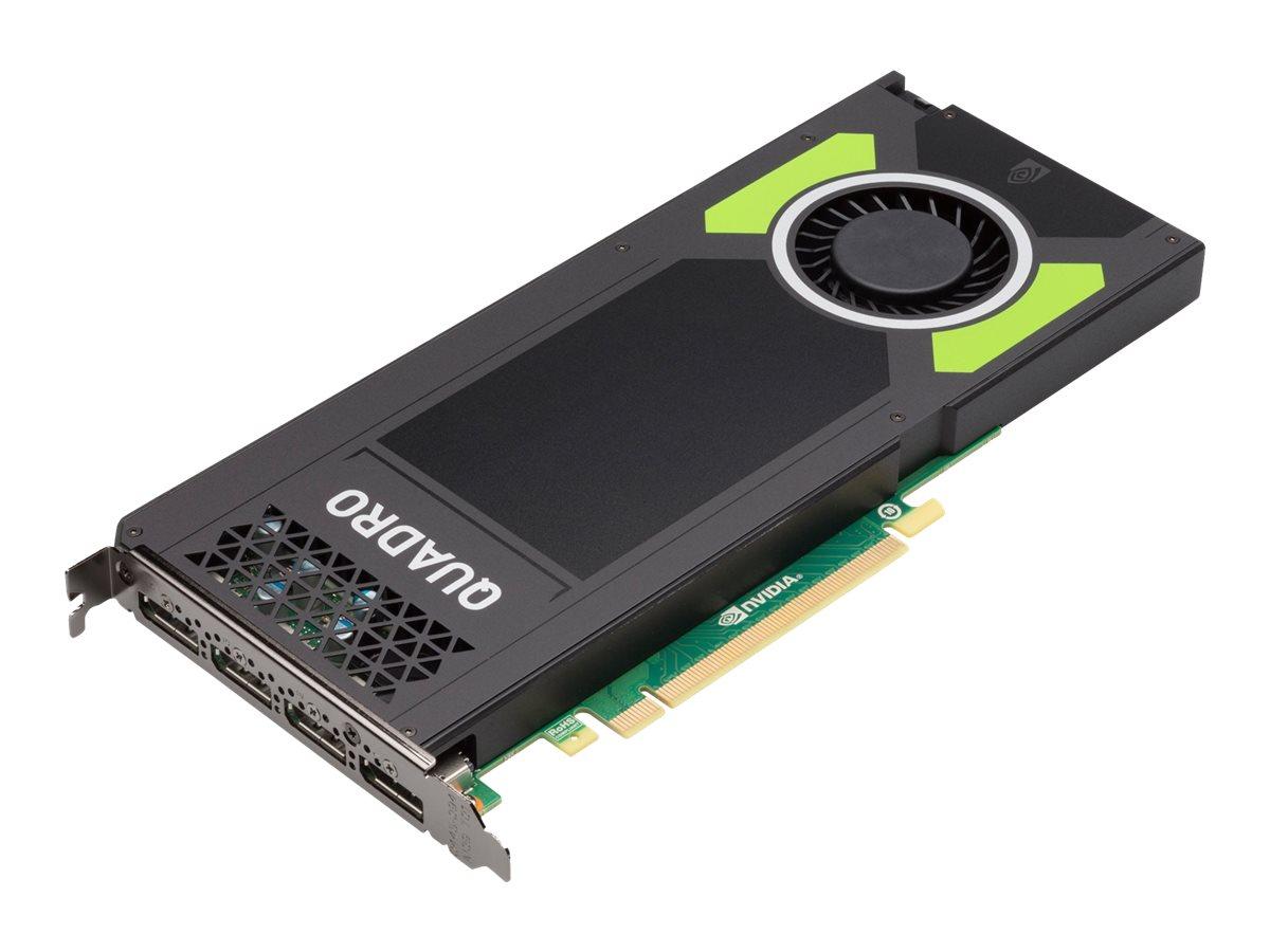 HP NVIDIA Quadro M4000 - Grafikkarten - 8 GB GDDR5 - PCIe 3.0 x16 - f?r Workstation Z240, Z440, Z640, Z840