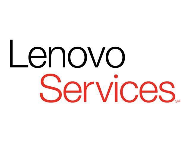 Lenovo 4YR Onsite + Tech Install CRU