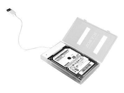 """ICY BOX ICY BOX IB-AC603 - Speichergehäuse - 2.5"""" (6.4 cm)"""