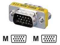 equip VGA-Kabel - HD-15 (VGA) (M) bis HD-15 (VGA)