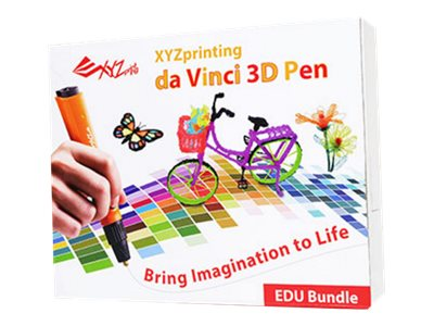 XYZprinting da Vinci 3D pen - Educational Package
