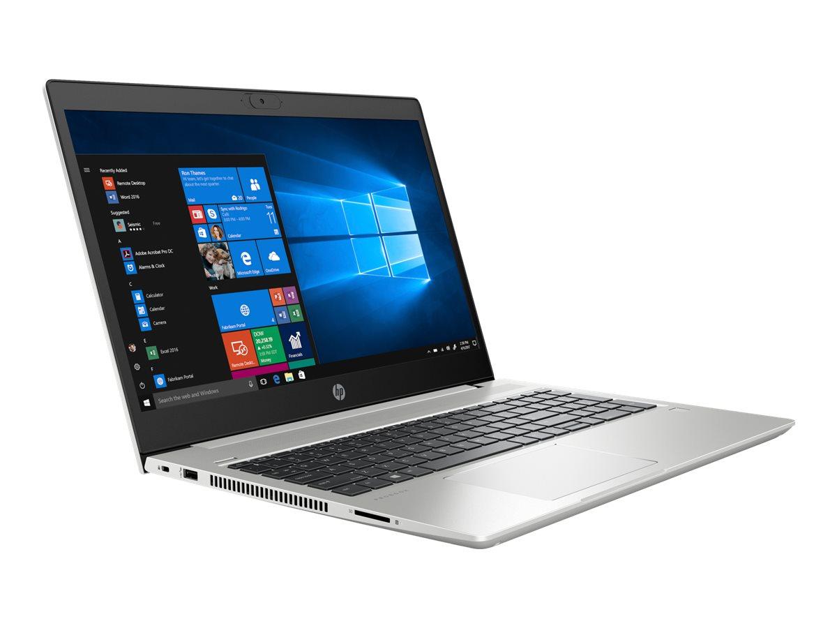 """HP ProBook 450 G7 - Core i5 10210U / 1.6 GHz - Win 10 Pro 64-Bit - 16 GB RAM - 512 GB SSD NVMe + 1 TB HDD - 39.6 cm (15.6"""")"""