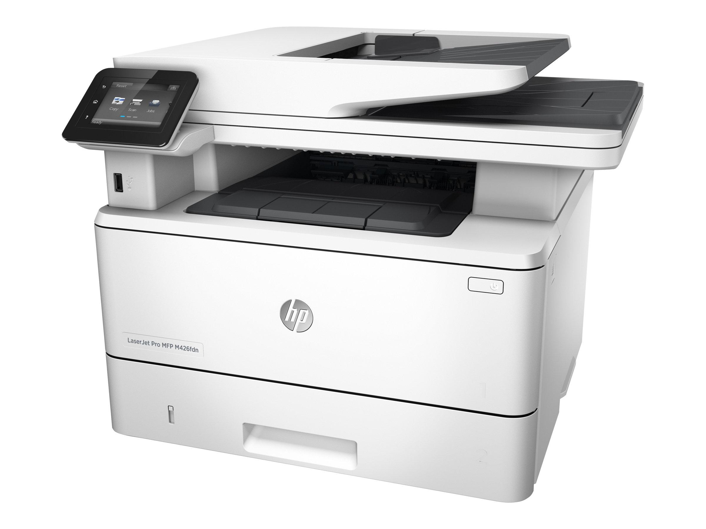 HP LaserJet Pro MFP M426fdn - Multifunktionsdrucker - s/w - Laser - Legal (216 x 356 mm)