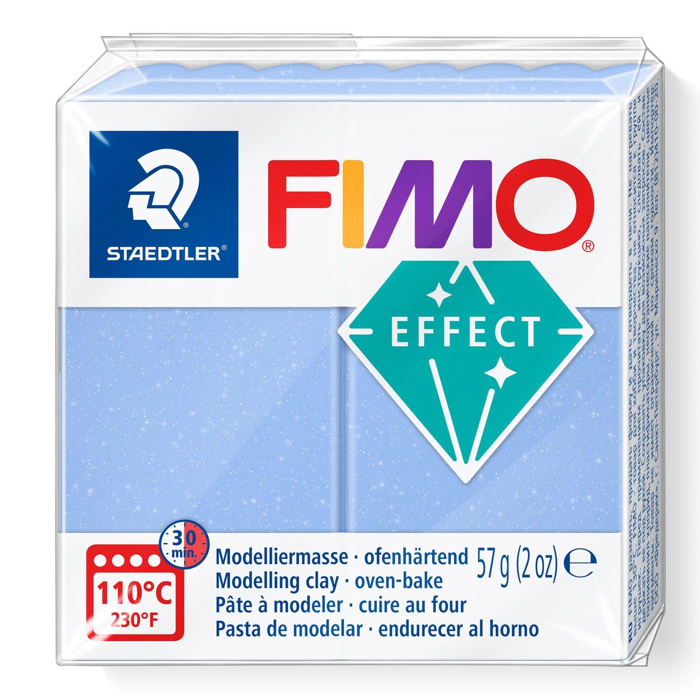 Vorschau: STAEDTLER FIMO 8020 - Knetmasse - Blau - Erwachsene - 1 Stück(e) - Gemstone blue agate - 1 Farben