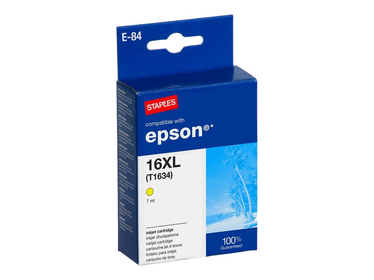 Epson 16XL - 6.5 ml - XL - Gelb - Original - Tintenpatrone