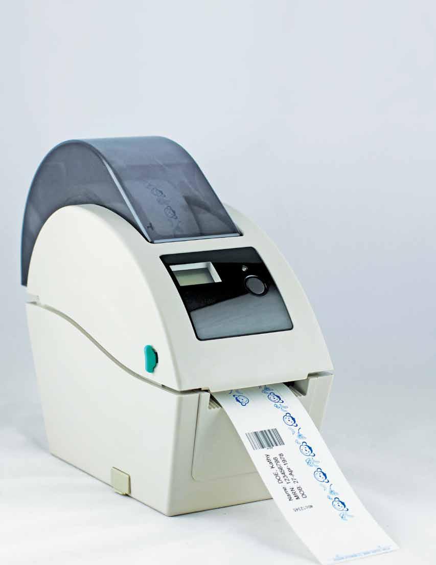 TSC TDP-225W Etikettendrucker Direkt Wärme
