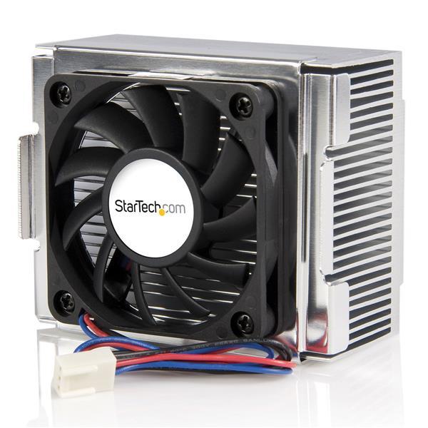 StarTech.com Prozessorkühler Sockel 478 - CPU Kühler für Socket 478 mit 3-pin Molex