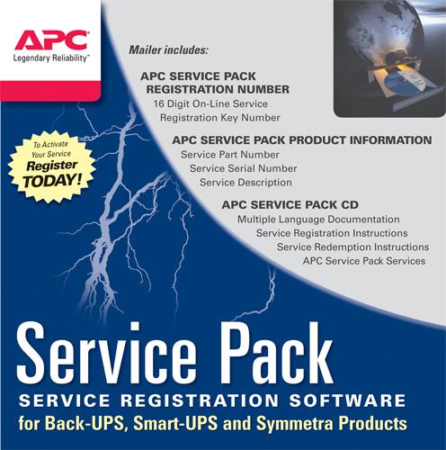 Fujitsu Support Pack Door-to-Door Service - Serviceerweiterung (Erneuerung)