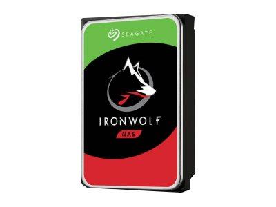 "Seagate IronWolf ST6000VN001 - Festplatte - 6 TB - intern - 3.5"" (8.9 cm)"
