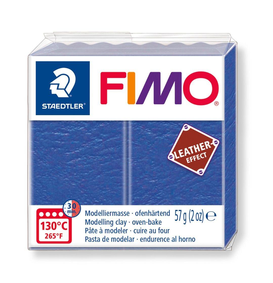 Vorschau: STAEDTLER FIMO 8010 - Knetmasse - Indigo - Erwachsene - 1 Stück(e) - 1 Farben - 130 °C
