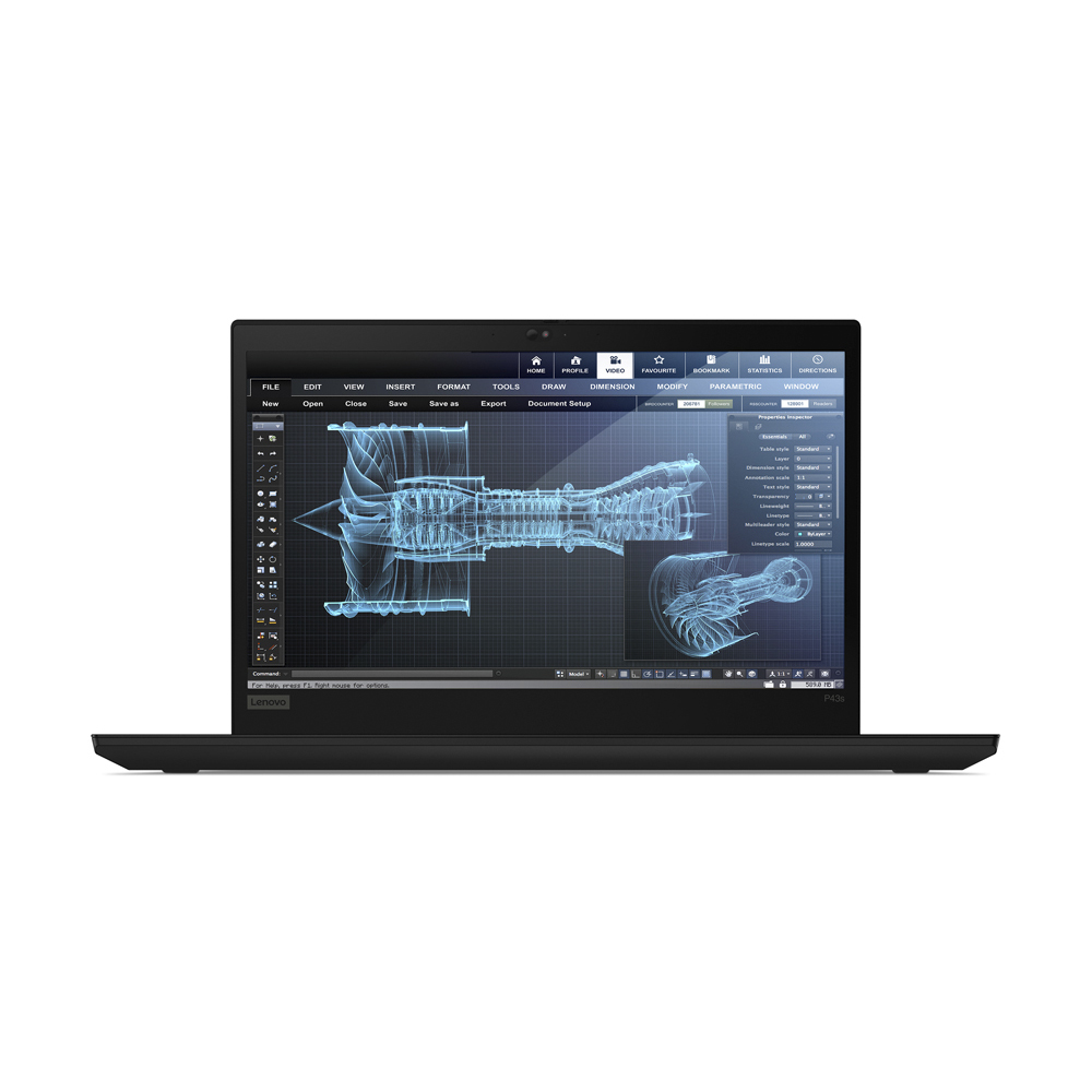 Lenovo ThinkPad P43s - 14