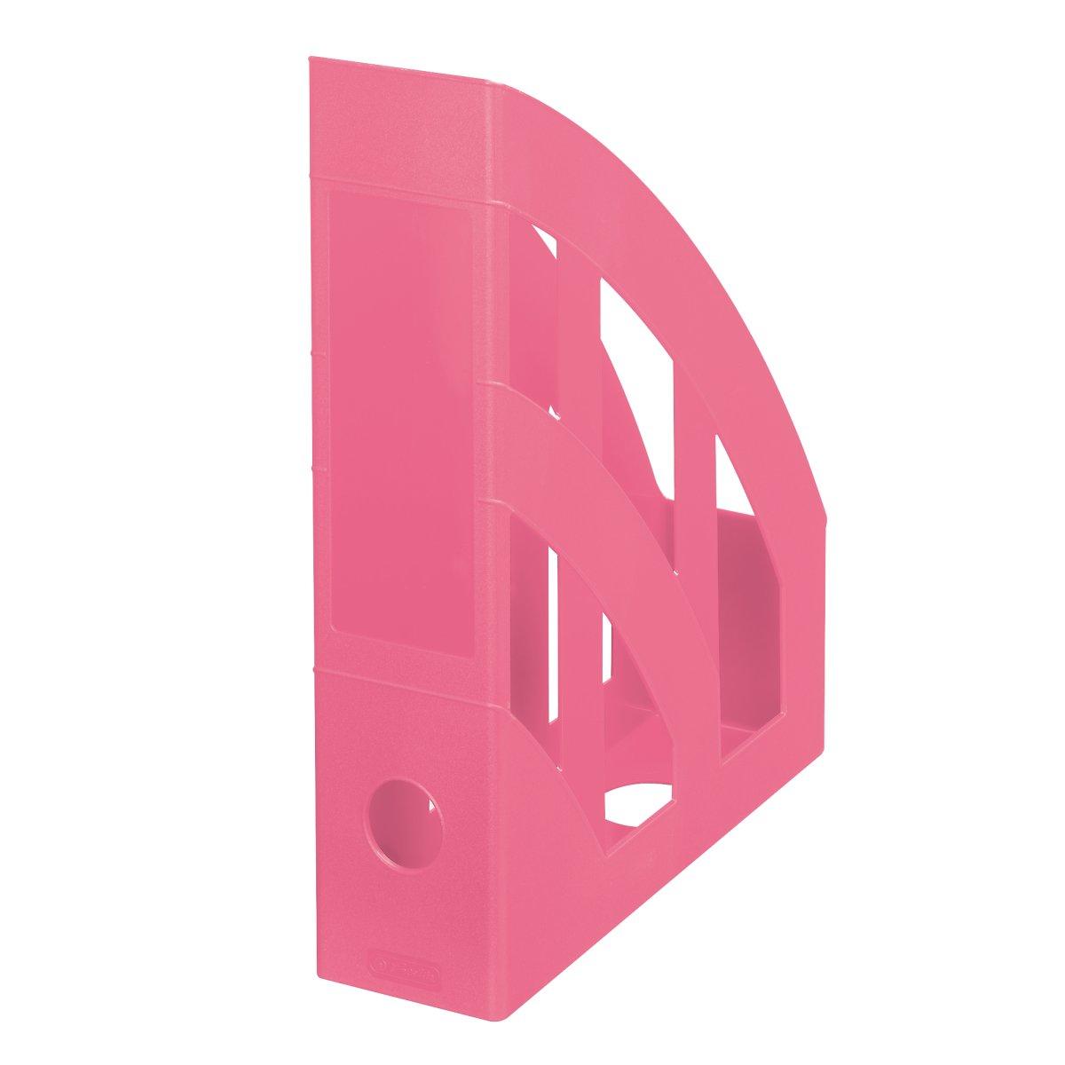 Herlitz 50015757 - A4 - Kunststoff - Pink - Deutschland - 1 Stück(e)