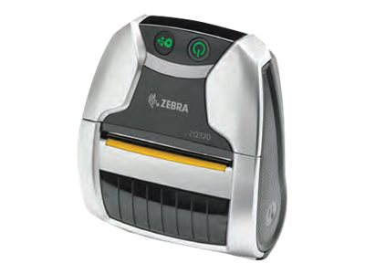 Zebra ZQ300 Series ZQ320 Mobile Label and Receipt Printer