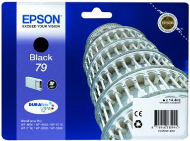 Epson C13T79114010 Schwarz Tintenpatrone