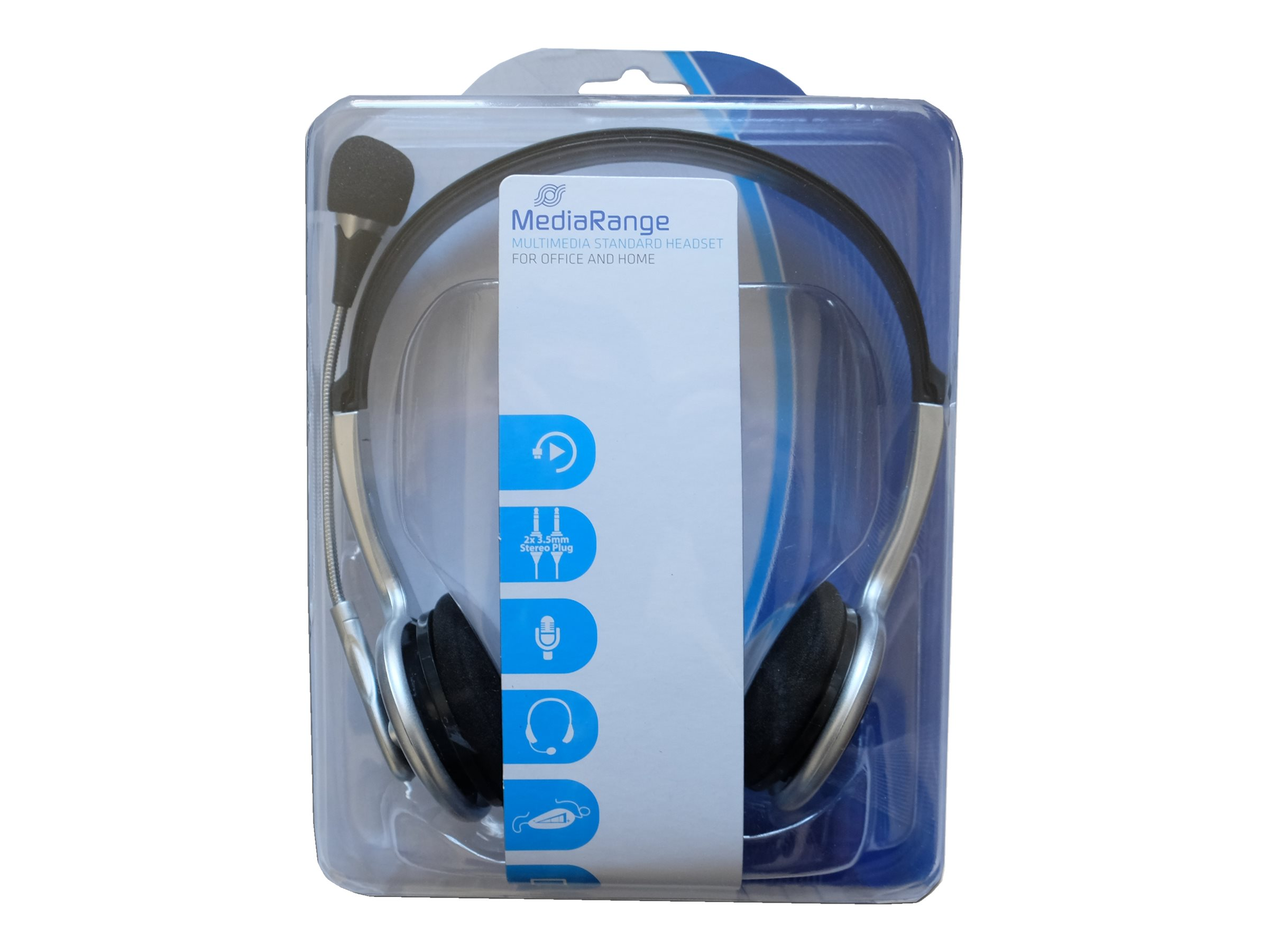 MEDIARANGE MROS301 - Headset - On-Ear
