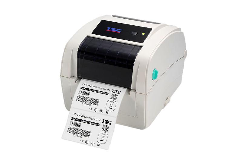 TSC TC300 - Wärmeübertragung - 300 x 300 DPI - 102 mm/sek - 11,2 cm - 101,6 cm - Schwarz