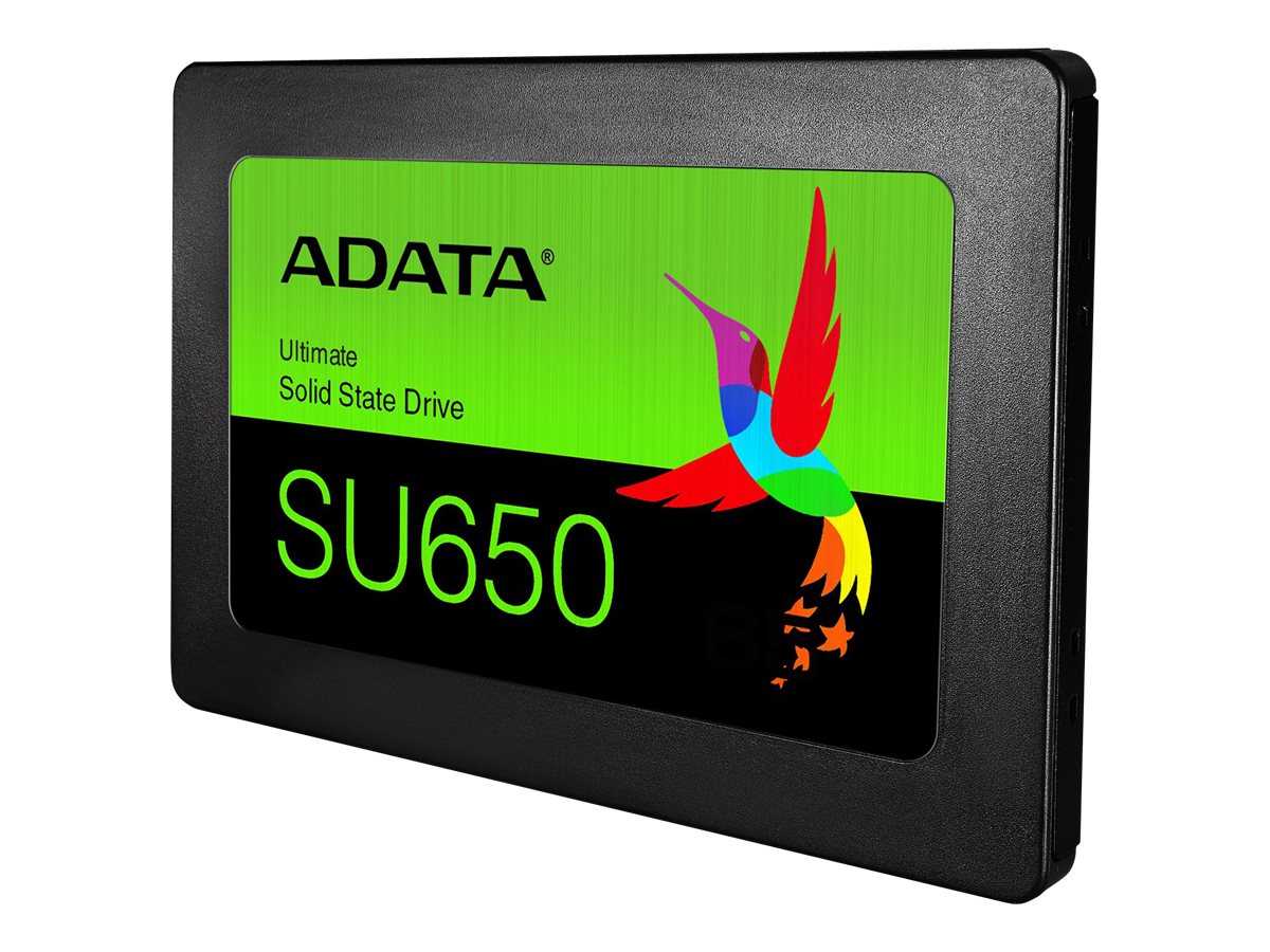 "ADATA Ultimate SU650 - 120 GB SSD - intern - 2.5"" (6.4 cm)"