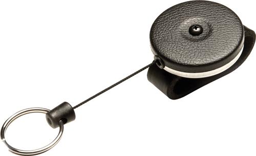 Rieffel KB 481 - Schlüsselanhänger - Schwarz - Kevlar - Leder - 250 g - 1 Stück(e)