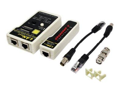 LogiLink Network Cable Tester - Netzwerktester-Set