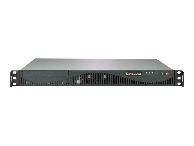 Supermicro SuperServer 5019C-M4L - Server - Rack-Montage