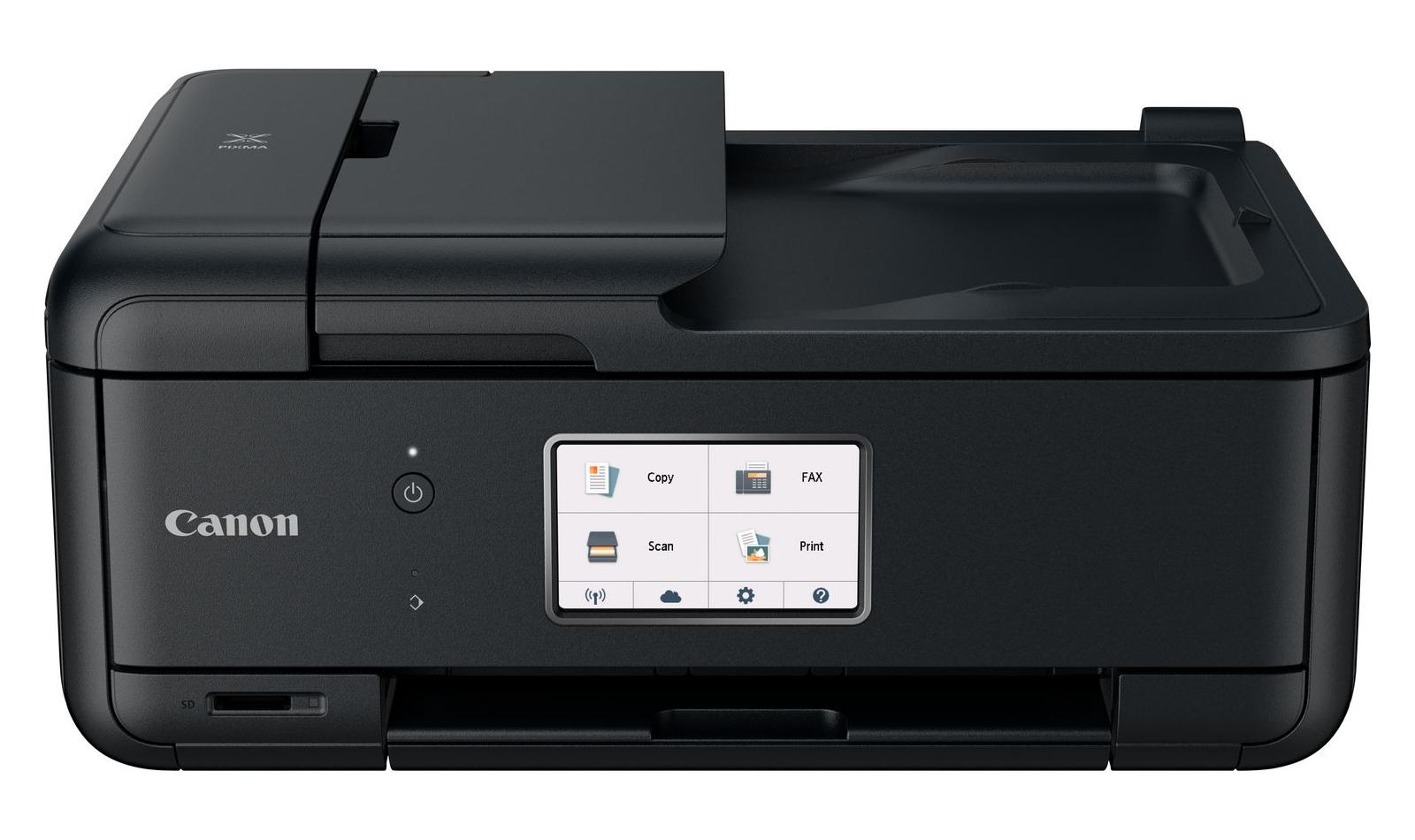 Canon PIXMA TR8550 schwarz , Tinte, MFP, A4
