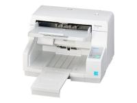 KV-S5055C Scanner mit Vorlageneinzug 600 x 600DPI A3 Weiß