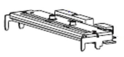 Zebra 1 - 300 dpi - Druckkopf - für Zebra S4M