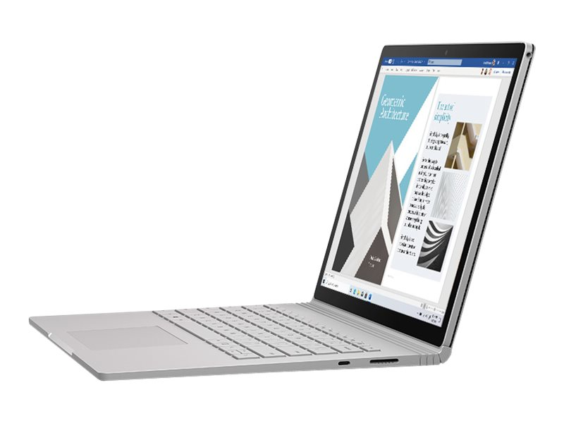 Microsoft Surface Book 3 - Tablet - mit Tastatur-Dock - Core i5 1035G7 / 1.2 GHz - Win 10 Pro - 8 GB RAM - 256 GB SSD - 34.3 cm