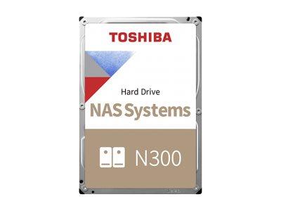"""Vorschau: Toshiba N300 NAS - Festplatte - 8 TB - intern - 3.5"""" (8.9 cm)"""