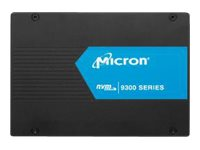 Micron 9300 MAX - Solid-State-Disk - 6.4 TB - intern - U.2 PCIe (NVMe)