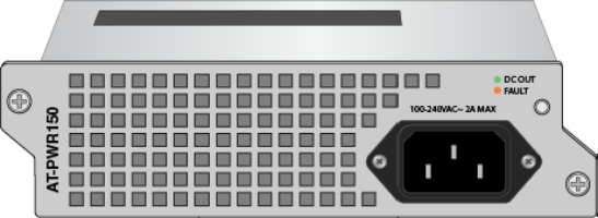 Allied Telesis AT-PWR150-50 150W Grau Netzteil