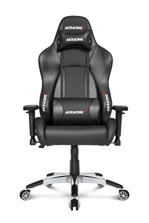 AKRacing Premium - PC-Spielstuhl - PC - 150 kg - Gepolsterter - ausgestopfter Sitz - Gepolsterte - ausgestopfte Rückenlehne - Rennen