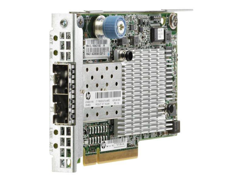 HP FlexFabric 10 Gb 554FLR SFP+ Adptr 2P (629142-B21)