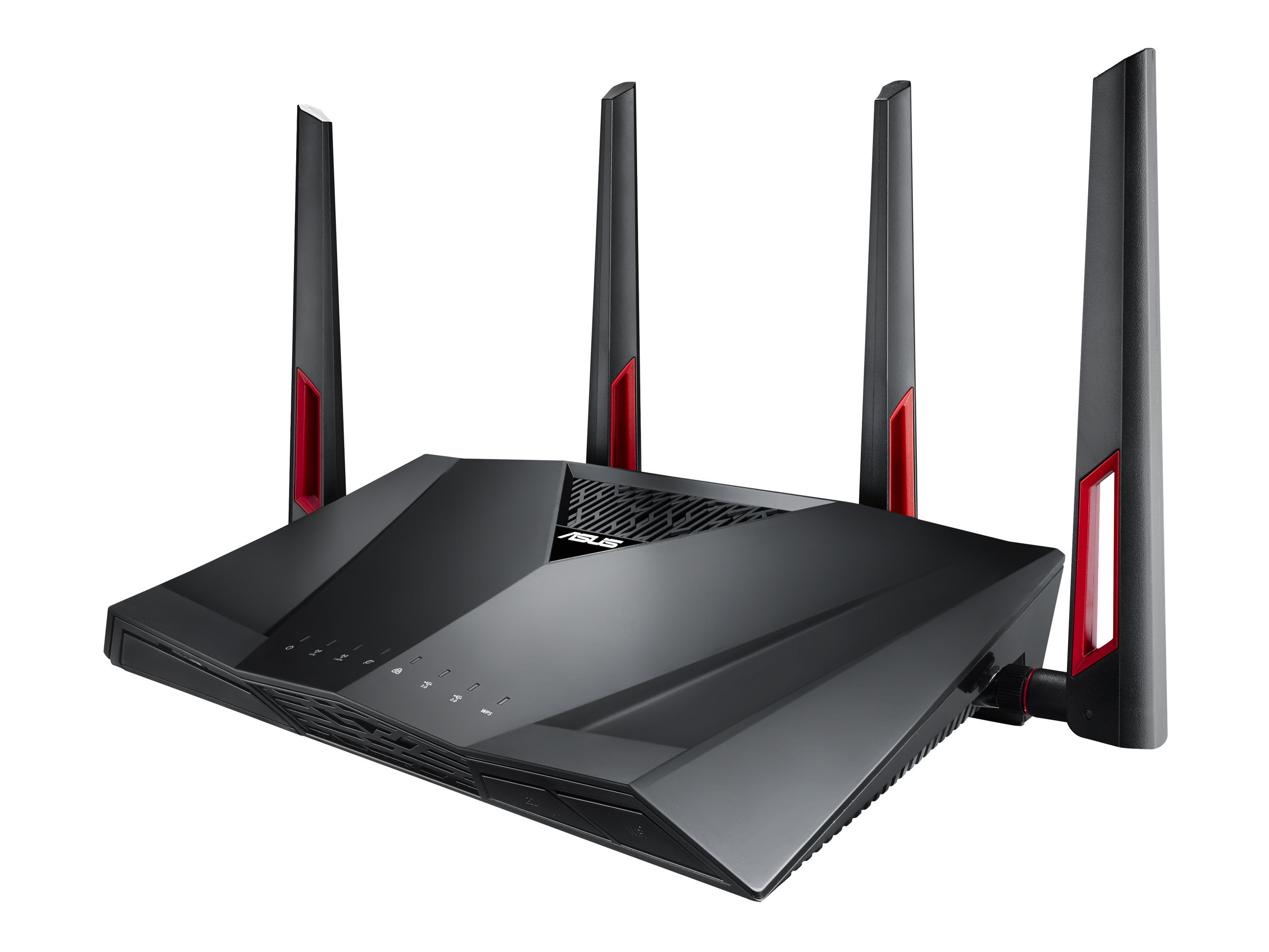 ASUS RT-AC88U - Wireless Router - 8-Port-Switch