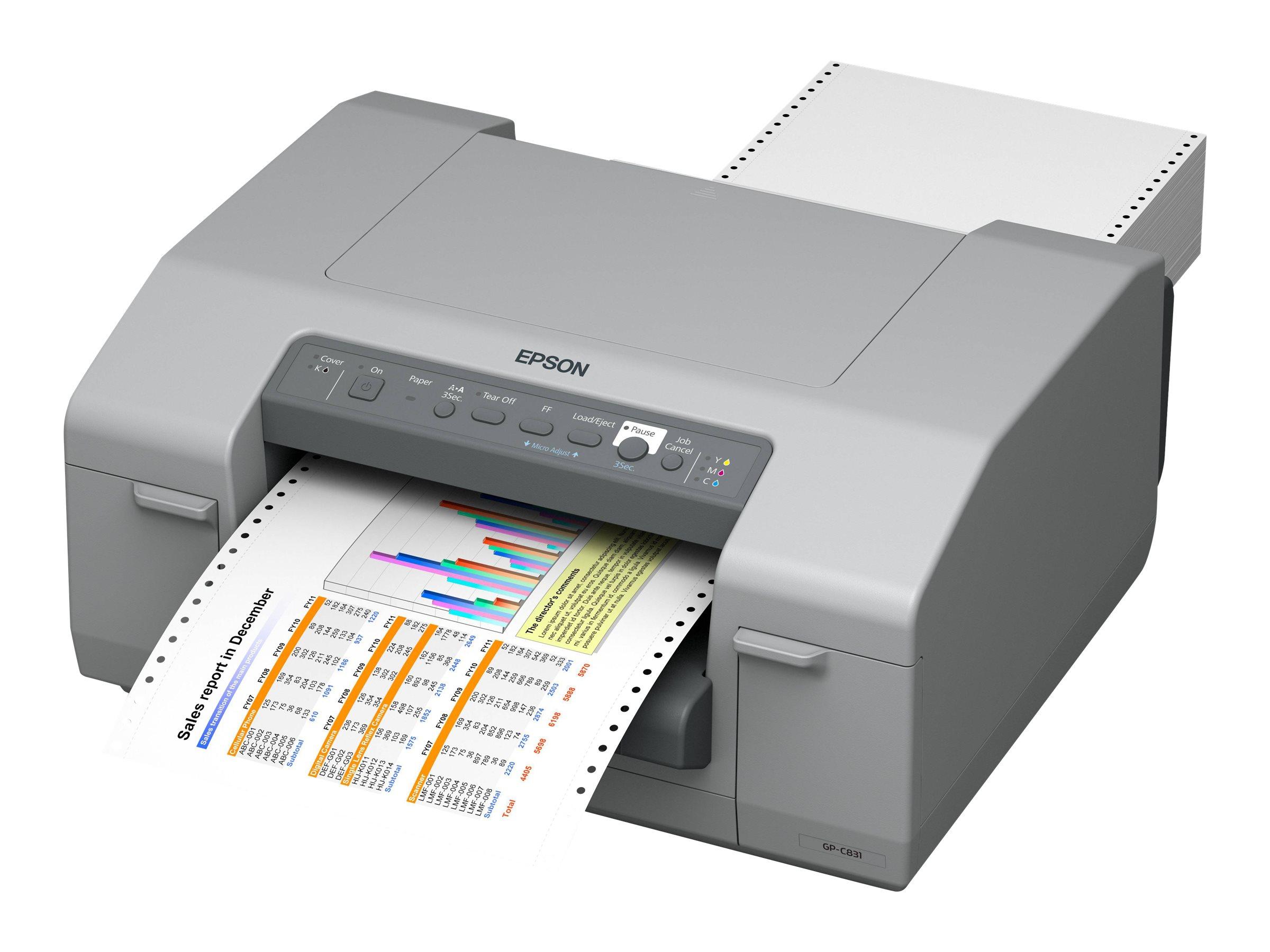 Epson GP-C831 - Etikettendrucker