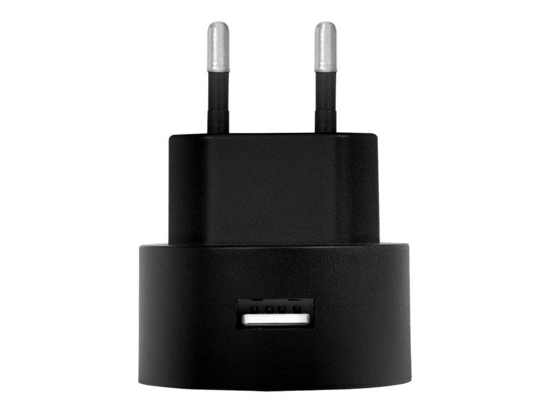 LogiLink USB wall charger - Netzteil - 10.5 Watt - 2.1 A (USB)