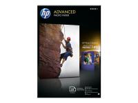 Advanced - glänzend - 25 Blatt/10 x 15 cm - randlos Fotopapier
