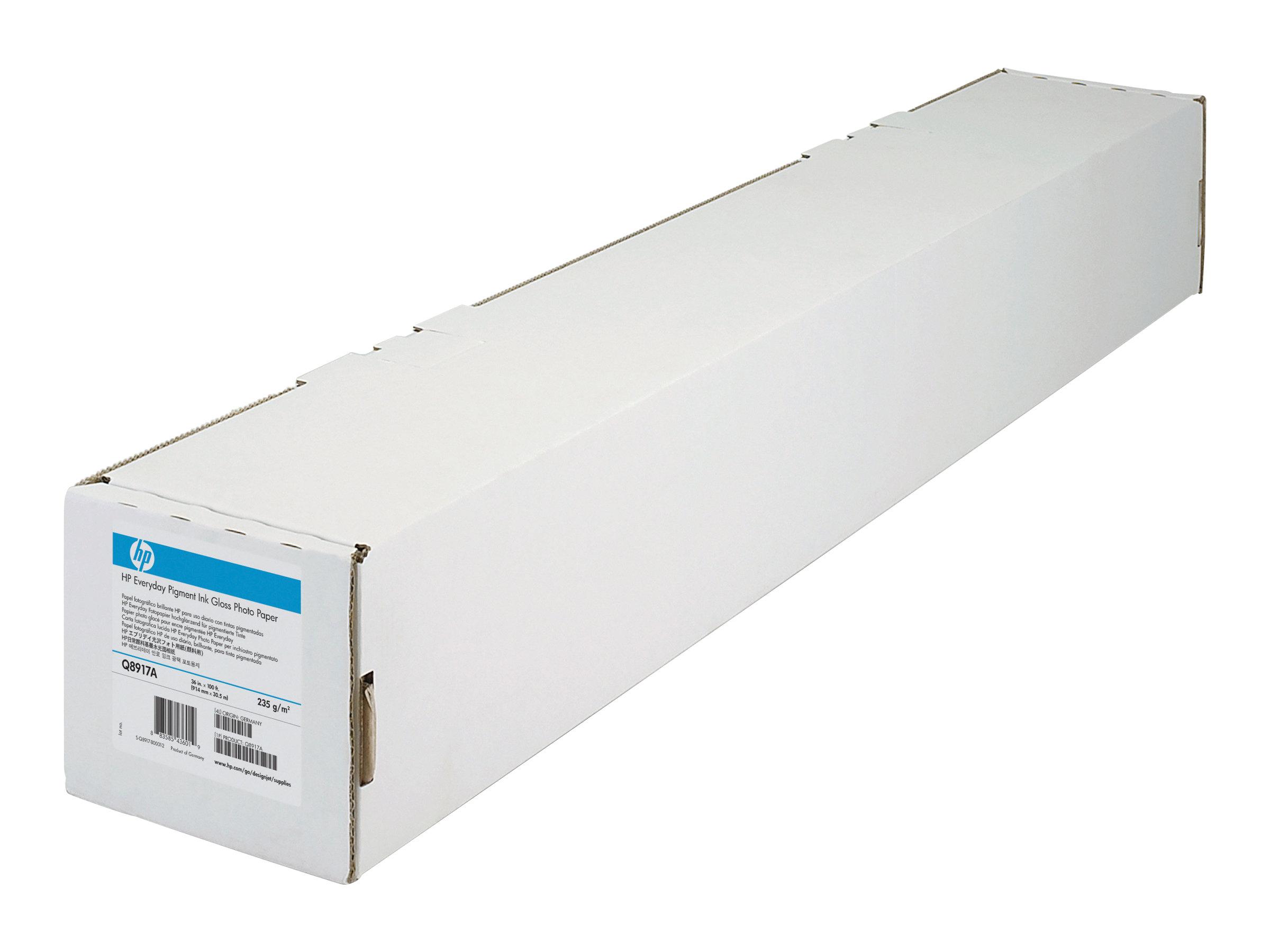 HP Beschichtet - hochweiß - Rolle (106,7 cm x 68,6 m)