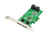 Dawicontrol DC 624e RAID - Speichercontroller (RAID)