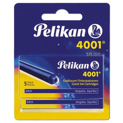 Pelikan 330852 - Blau - 5 Stück(e)