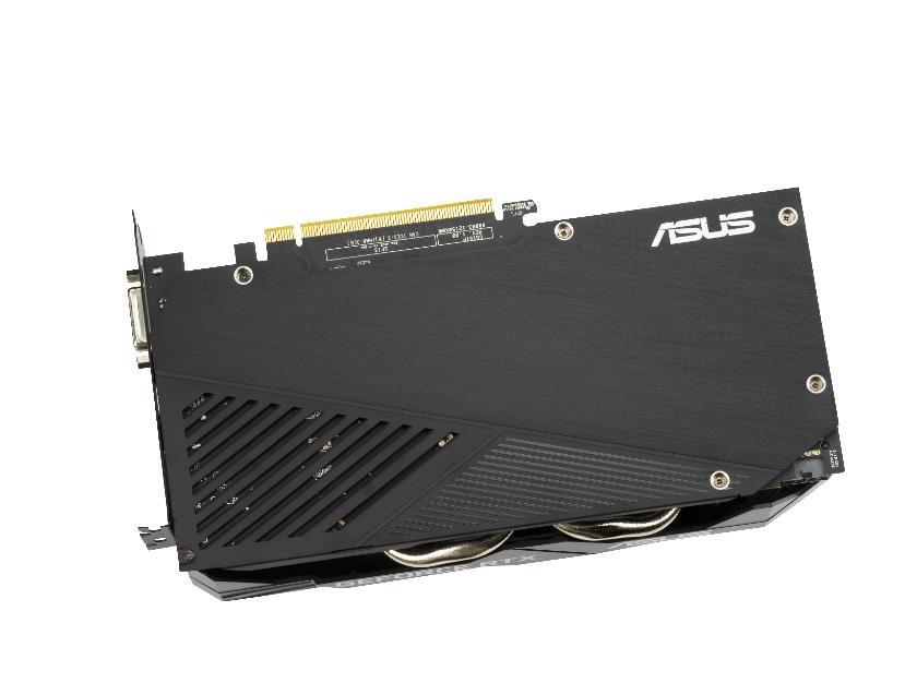 ASUS DUAL-RTX2070-8G-EVO-V2 - Grafikkarten - GF RTX 2070