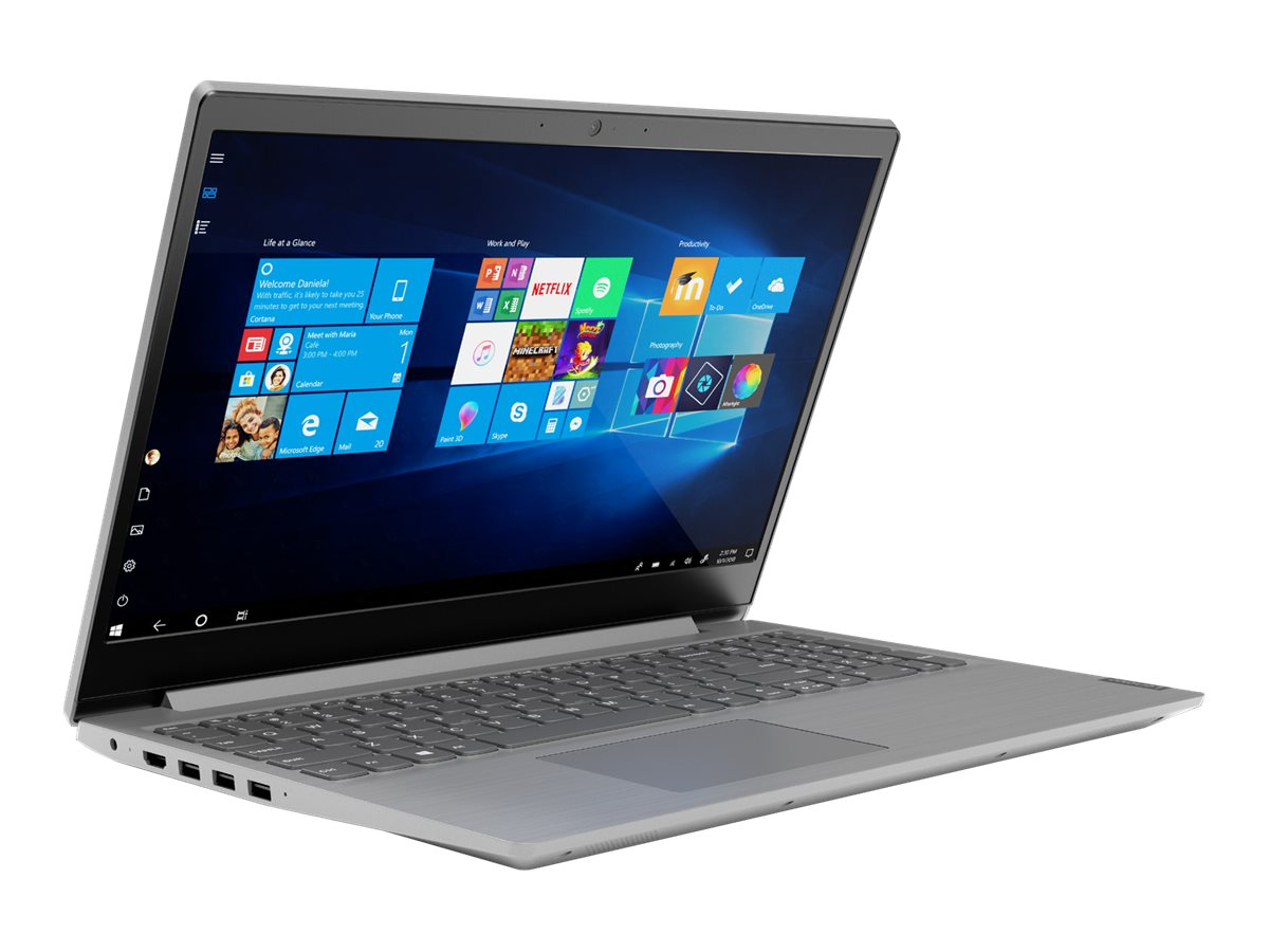 "Vorschau: Lenovo V15-ADA 82C7 - Ryzen 5 3500U / 2.1 GHz - Win 10 Pro 64-Bit - 8 GB RAM - 256 GB SSD NVMe - 39.6 cm (15.6"")"